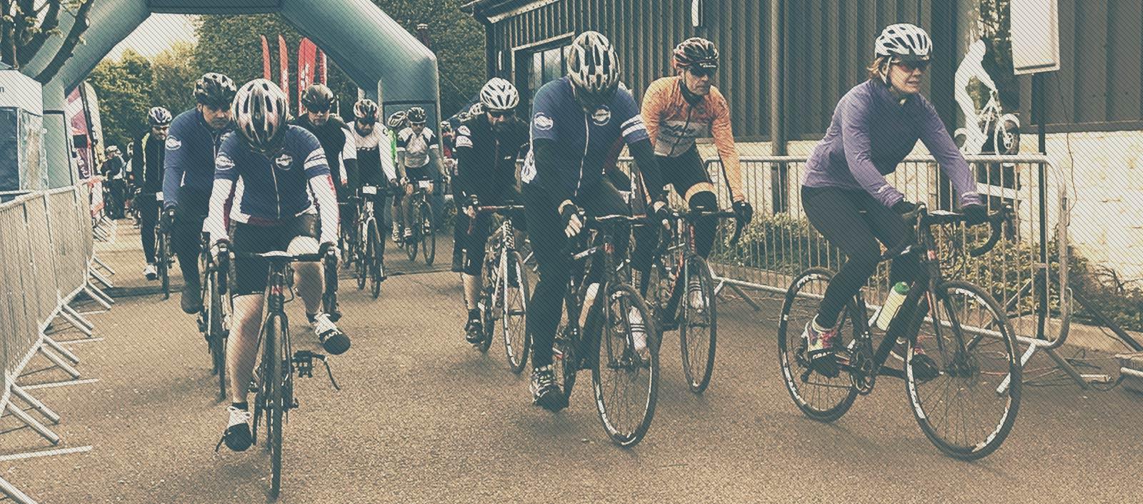 Accompanied Rides - Bryan Steel Cycling
